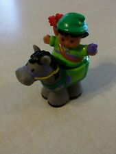 Fisher Price Little People Disney Robin hood & Horse