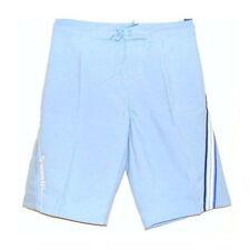 Shorts bleu pour garçon de 2 à 16 ans