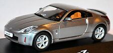 Nissan 350 Z coupè Z33 Fairlady Z 2002-05 grigio grigio metallizzato 1:43