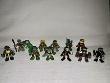 Teenage Mutant Ninja Turtles HALF SHELL HEROES Lot of  Figures Playmates