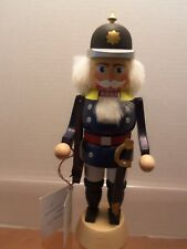 Straco Erzgebirge Detailed Soldier Nutcracker mint with tag