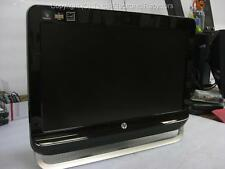 HP Omni 120-1034 All-in-One PC 1.65GHZ CPU, 4GB RAM, 1 TB HDD, no AC Adapter