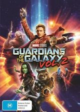 Guardians Of The Galaxy : Vol 2 (DVD, 2017)