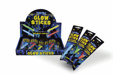Glow Stick Sticks 15 cm w/ Hook Lanyard Disco Party Yellow Green Red Blue