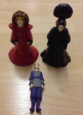 Star Wars La Reina Amidala Disfraz Cambiador De Figuras De Juguete Lucasfilm Applause Raro 10cm