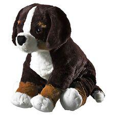 New Ikea Hoppig Bernese Mountain Puppy Dog Kids Soft Stuffed Animal Plush Toy