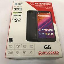 BLU G5 UNLOCKED ANDROID SMARTPHONE  32GB MEMORY 2GB RAM 5.5'' NEW