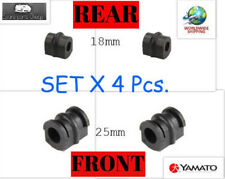 Front Rear Anti Roll Bar Sway Bar Bushing Bushes Fits For Nissan X-Trail T30