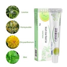 Famous Natural Herbal Oral Antibacterial Cream Relief  Mouth Ulcer Relief Pain