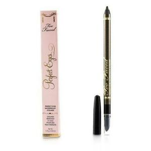 NIB TOO FACED Perfect Eyes Waterproof Eyeliner Pencil PERFECT MOSS Full Size