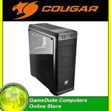 COUGAR MX330 Mid Tower BLACK USB3.0 1x 120mm Fan Full Acrylic Window ATX [3]