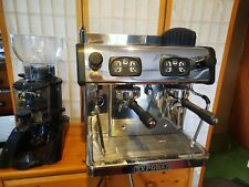 More details for expobar zircon - 2 group commercial coffee machine and grinder
