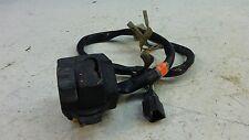 1981 Honda CB900 CB900C Custom H1144' left hand controls switches parts