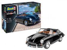 Revell 1/16 Porsche 356 Cabriolet Modello in kit di Montaggio