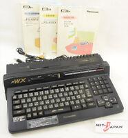 MSX2+ FS-A1WX Personal Computer System Panasonic FDD Not Working Ref/8JBMA02657