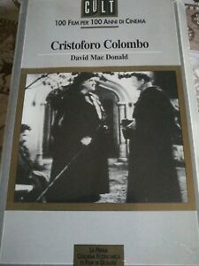 VHS Cristoforo Colombo David Mac Donald