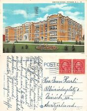 USA New Jersey - Paterson - New High School YEAR 1930 (A-L 650)