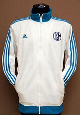 adidas Track Top FC Schalke 04 Trainingsjacke 2015/16 Gr. XXL NEU OVP UVP 64,95