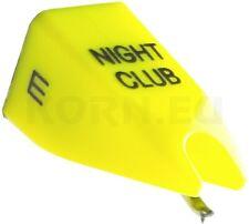 Ortofon Nightclub E Replacement Stylus / Needle DJ Nightclub Series Cartridge