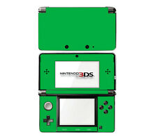 Vinyl Skin Decal Cover for Nintendo 3DS - Simply Green