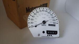 NEW Genuine Ford KA Speedo Odometer 1032201 96FB17255HA