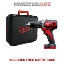 Milwaukee M18BPD-0 18V Compact Percussion Drill (Body Only) with Carry Case