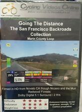 Going The Distance The San Francisco Backroads Collection Marin Loop (1) Dvd New