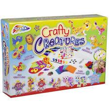Crafty Creature Mare Fattoria Zoo giocattolo creativi Vernice Bambini Artigianato ARTE Arredamento Nuovo Divertente