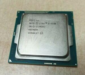 Intel Core i5-4590 SR1QJ 3.30Ghz LGA 1150 Quad Core Desktop CPU Processor