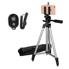 """Lusana Studio Photography 51"""" Light Weight Table Top Travel Tripod Camera Stand"""