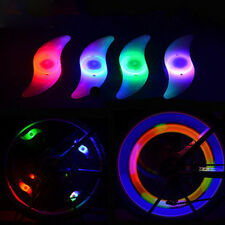 Colorful Bikes Bicycle Cycling Spoke Tire Tyre Wheel LED Bright Light Lamp SP