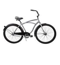 Huffy Men's 56409P7 26 inch Cruiser Bicycle - Silver *SHIPS ASAP!