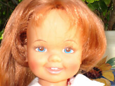 VINTAGE IDEAL CINNAMON, CRISSY FAMILY DOLL