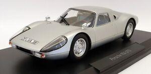 Norev 1/18 Scale Model 187440 - 1964 Porsche 904 GTS - Silver