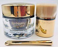 Estee Lauder Re-Nutriv Ultimate Diamond Revitalizing Mask Noir 1.7 oz /  w brush