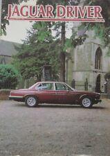 Jaguar Driver magazine August 1984 Issue 289