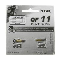 2 x YBN Bike Bicycle Chain Quick Fix Connection Pins  Shimano 11 Speed