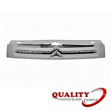 FRONT MAIN GRILLE PRIMED COMPLETE CITROEN BERLINGO 2002-2008 NEW HIGH QUALITY