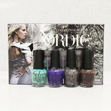 OPI NORDIC Mini 4pc Little Northies Fall Winter 2014 Collection 4pk Kit DCN09
