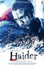 Haider - DVD (Shahid Kapoor, Tabu, Shraddha Kapoor...) Bollywood