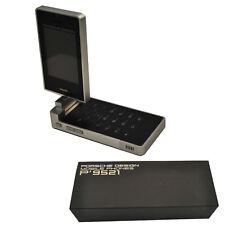 Porsche Design P'9521 22 Mo Titanium Silver Débloqué Luxe Téléphone simfree