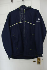BOYS LE COQQ SPORTIF FLEECE LINED COLD WEATHER JACKET IN A LB SIZE 39 CHEST
