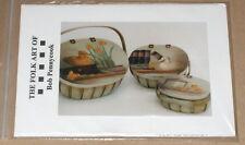 "Bob Pennycook Duck ""Decoy & Daffodil Trio"" Tole Painting Pattern Pack NIP"