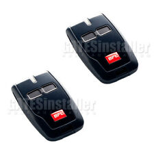 2 x BFT MITTO B2 B 2 remote control gate garage key fob 433,92 RCB02 R1 D111904