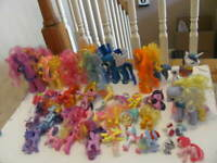 Lot of 30 My Little Pony LOT FROM 2010 AND MORE--30 PONY'S GREAT LOT