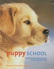 PUPPY SCHOOL Maggie Holt & Stella Sweeting **GOOD COPY**