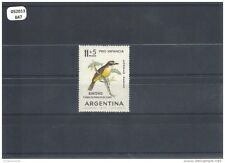 LOT : 052013/647 - ARGENTINE 1963 - YT PA N° 96 NEUF SANS CHARNIERE ** GOMME D'O