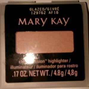 MARY KAY Chromafusion Highlighter GLAZED/GIVRE - 129762  NEW in Case!!