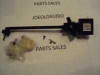 Hitachi HT-1 Original Tonearm Tested. Parting Out Hitachi HT-1 Turntable