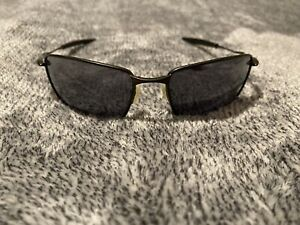 oakley square whisker 61-18 sunglasses